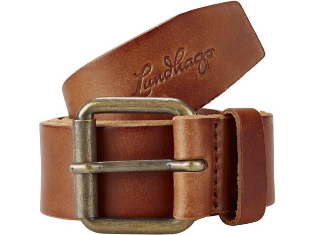 Lundhags Venture Belt 40 mm brown